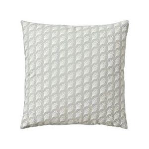 "Serena & Lily Captiva pillow cover 20"" tan / white"